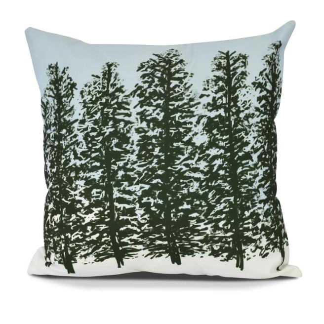 Joulon+Hidden+Forrest+Throw+Pillow
